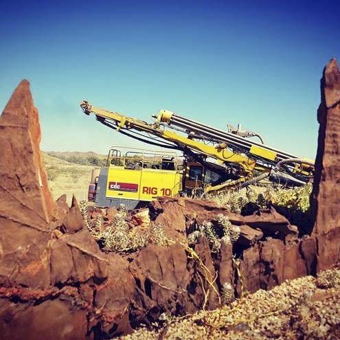 Exploration mining
