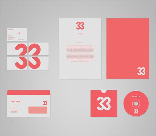 33 color #branding