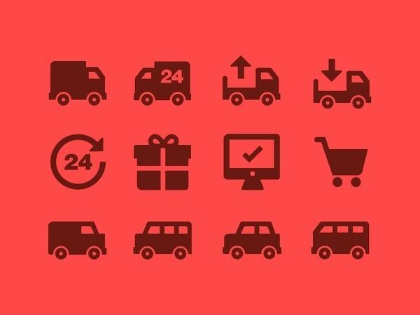 More Icons #icon #picto #symbol #sign