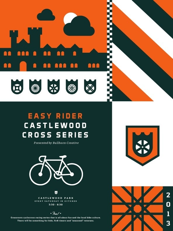 Poster #bikes #vector #branding #illustration #poster