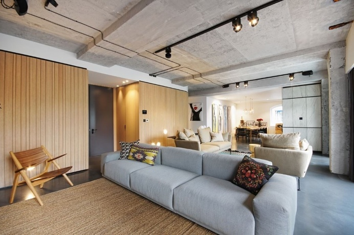 Industrial Warehouse Conversion