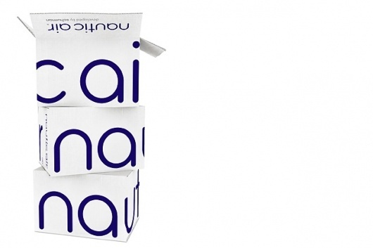 Design & Art Direction for Brands / John McHugh #packaging #wrap #box #clean #industrial #typography