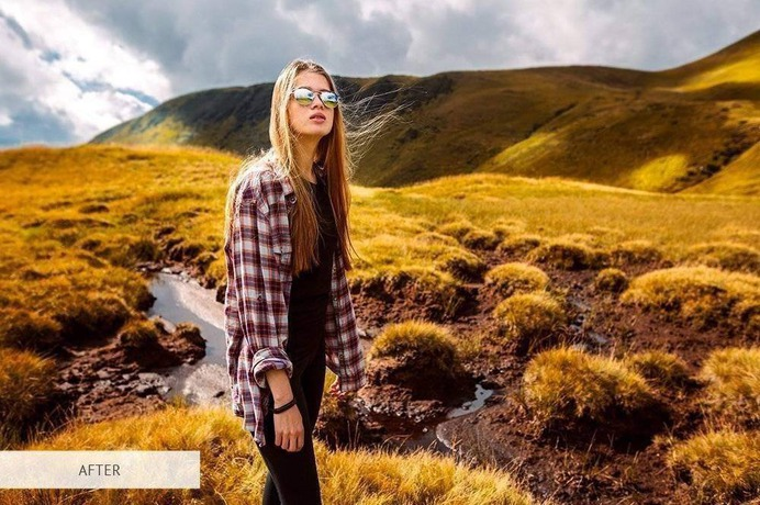 This Free Lightroom presets will satisfy everyone who wants to show off not only the subject but the surrounding landscapes as well. Make your travel and nature photos pop in several clicks. #freepreset #freepresets #classicpresets #presetsbundle #lightroompresets #photoshopactions #acrpresets #photoandtips #photoediting #photoretouch #photography #imageediting #photoshop #lightroom