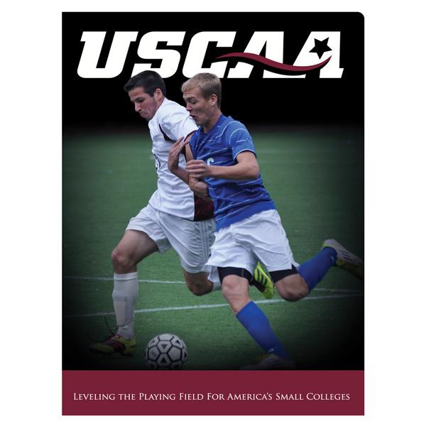 USCAA Business Pocket Folder #soccer #pocket #sports #folder #futbol
