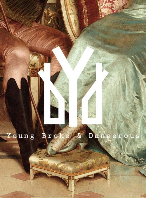 Young Broke & Dangerous #logo #graphic