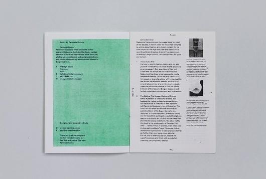 Reading Room | COÖP #design #graphic