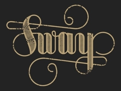 Dribbble - Sway by J Fletcher Design #type