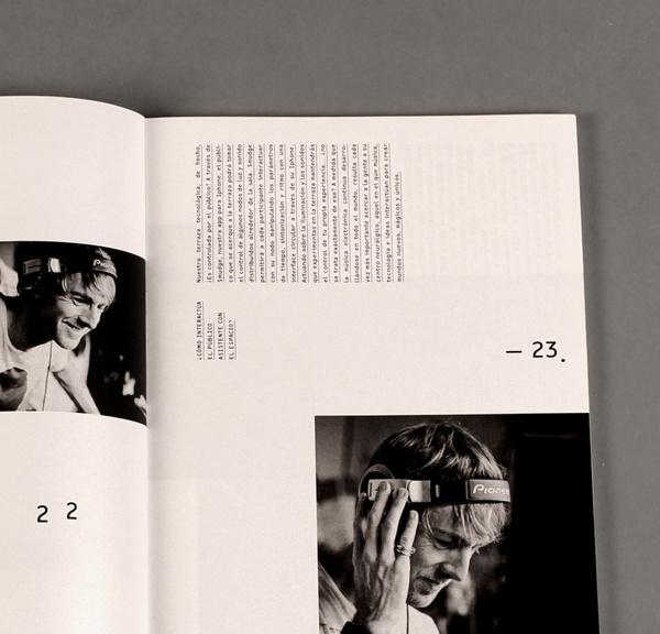 Beethoven Magazine on Behance #print #book #publication #minimalism #typeface #poster #art #layout