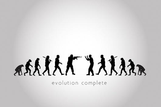 eVolution complete by ~Taze485 on deviantART #evos
