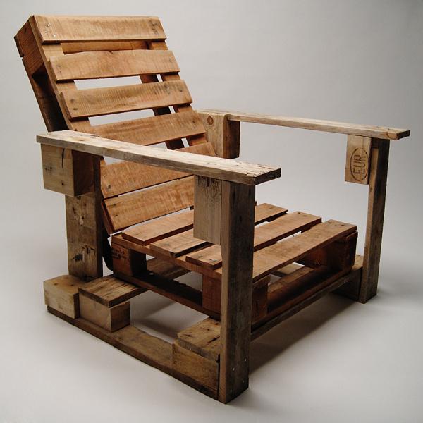 Garden Chair on Behance #wood #chair