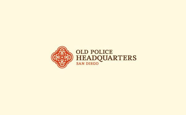 old police headquarters logo design #logo #design
