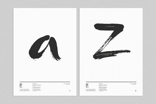 Sammelsurium – Typeface #hands #poster #typography