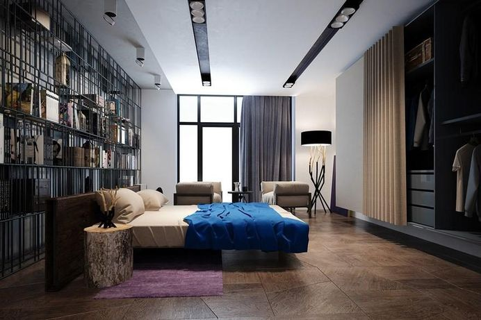 Pink Apartment by Zooi Studio - Different Textures and Unusual Colors 6