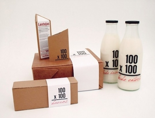Lovely Package | Curating the very best packaging design | Page 7 #milk #white #cardboard