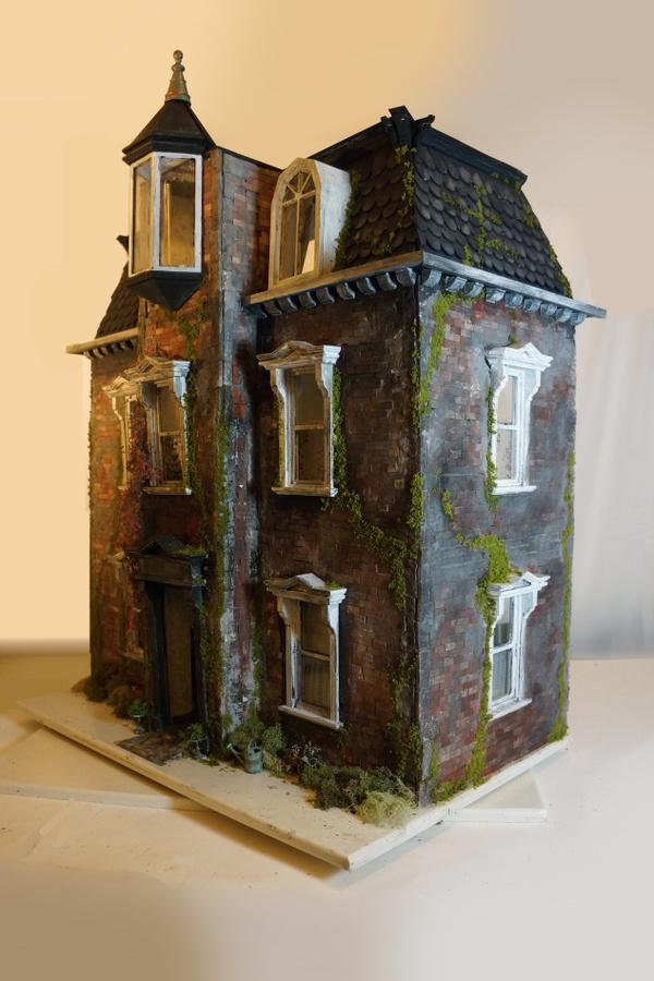 1 #miniature #diorama #dollhouse
