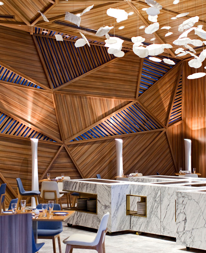 Yue Restaurant - #restaurant, restaurant, #restaurantdesign
