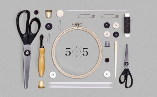 Things Organized Neatly #organize #typography