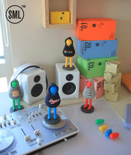 SML Series #design #color #music #toy #plactic