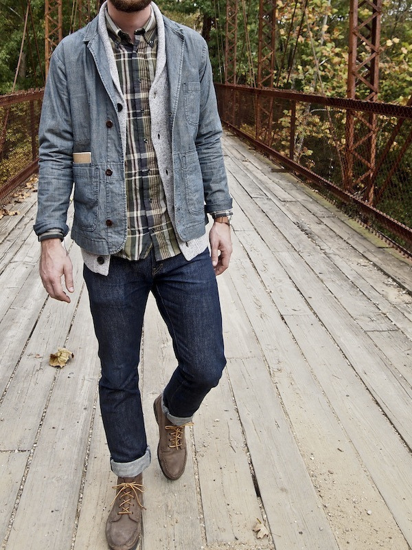 thetieguy:i really love everything about this look. casual chic at its finest. #photo #guy #vintage