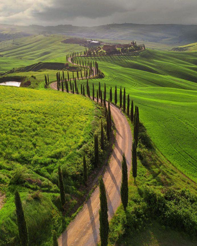 Stunning Landscape and Travel Photography by Senai Senna