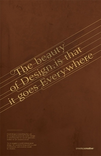 Onestep Creative #print #design #typeface #poster #typography