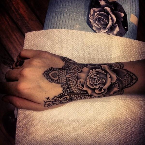 scottxjones #tattoo #hand