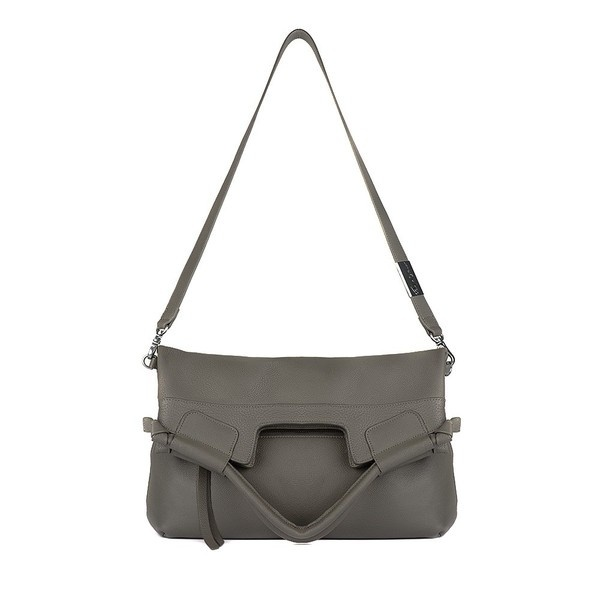 Mid City Tote Fog OS #foley #corinna #handbag #and #fashion #bag #grey