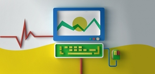 Google Chrome - www.keneshasneed.com #illustration