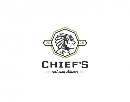 Tim Boelaars #logo #indian #chief