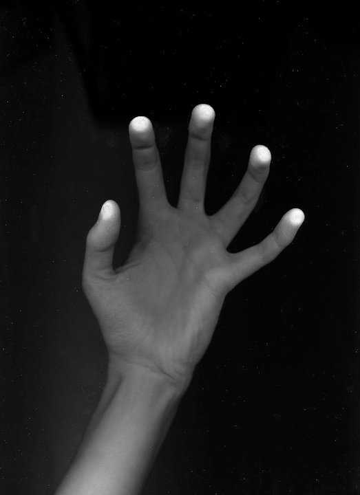 Untitled | Flickr - Photo Sharing! #palm #white #fingertips #touch #black #fingers #human #arm #photography #and #beautiful #hand