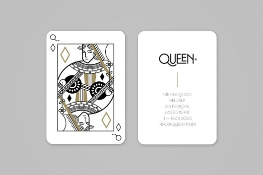 Face. #card #business