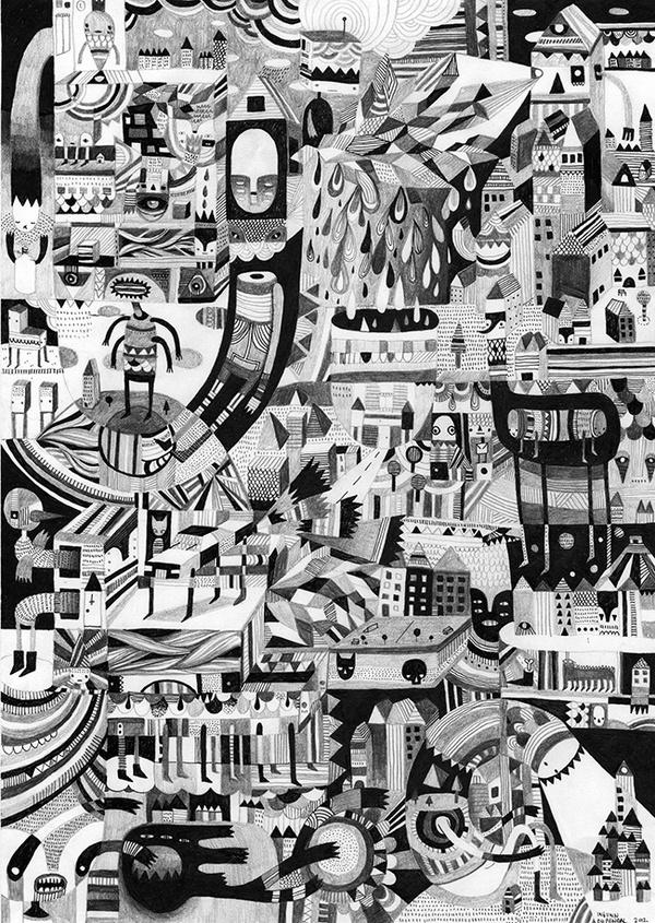 Ingunn Dybendal Illustration #illustration