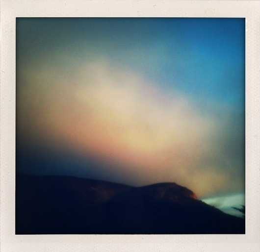 One Trip Pass - Board #colors #fade #polaroid