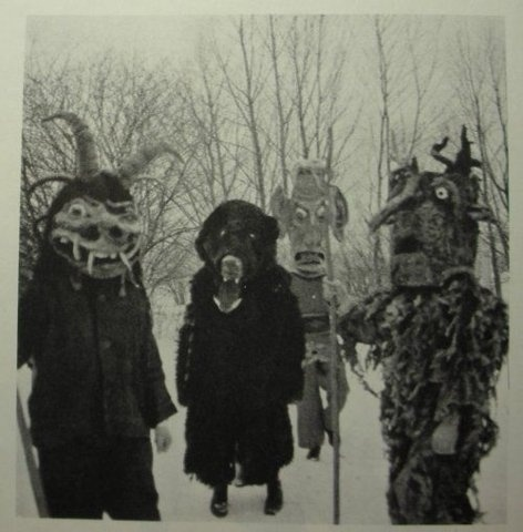 FFFFOUND! #monsters #old #bw