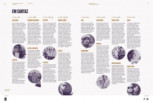 Gen Design Studio || Make it extraordinary: Enterro da Gata 2012 #editorial #magazine
