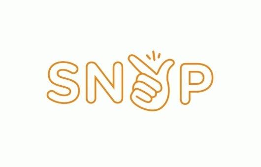 Snap.com / Derek Chan #snap #logo #identity