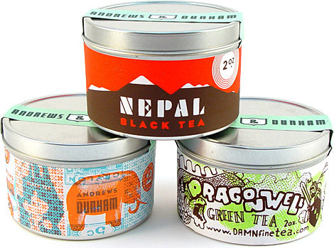 damn_fine_tea_packaging_design_1 #packaging