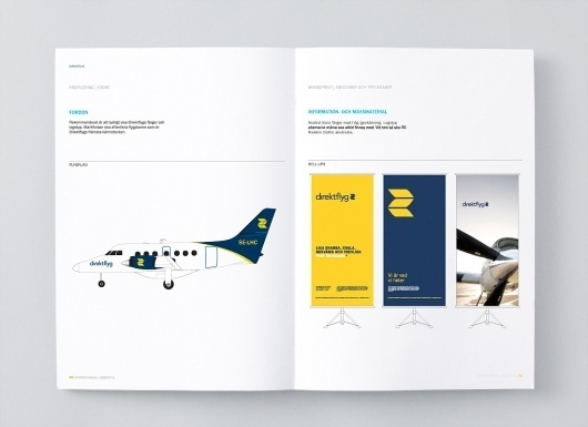 Chevychase | September Industry #airplane #branding #design #graphic #identity #graphics