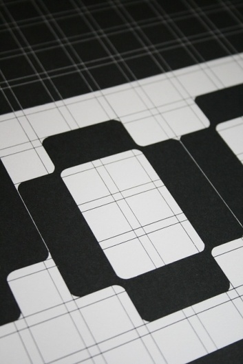 Vormgevers Poster Details | AisleOne #poster #logo #detail #branding