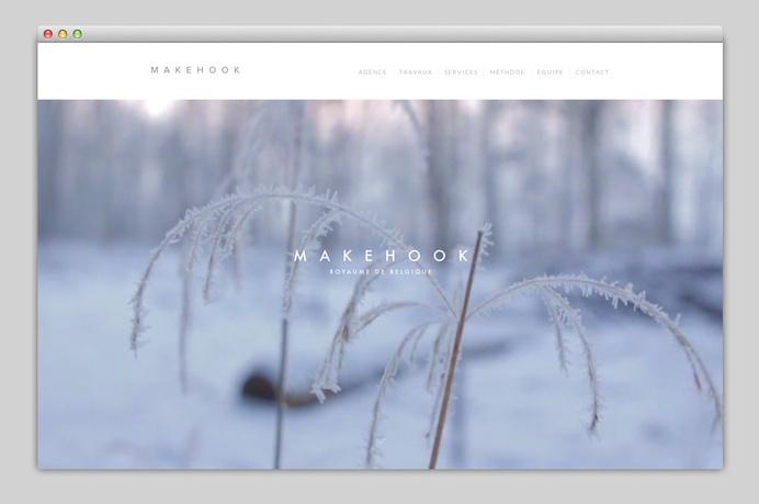 Websites We Love — Showcasing The Best in Web Design #agency #design #winter #best #website #ui #photography #minimal #webdesign #web #typography