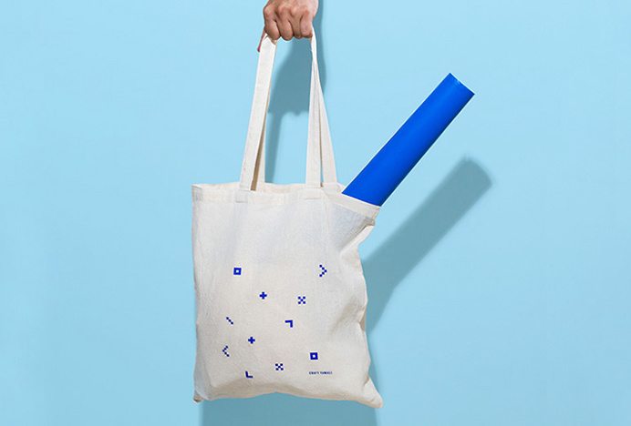 Craft Tamale by Futura #graphic design #packaging #bag #shopper