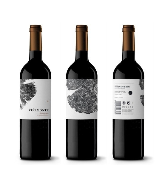 Bodegas Viñamonte // Identity & Packaging #packaging #wine #vin #vino #dailos #vi