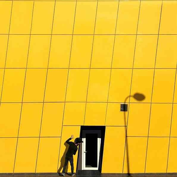 Colorful Architecture Photos by Yener Torun