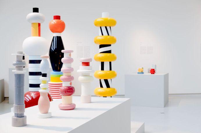 Celebrating Ceramics: 100 years of Ettore Sottsass