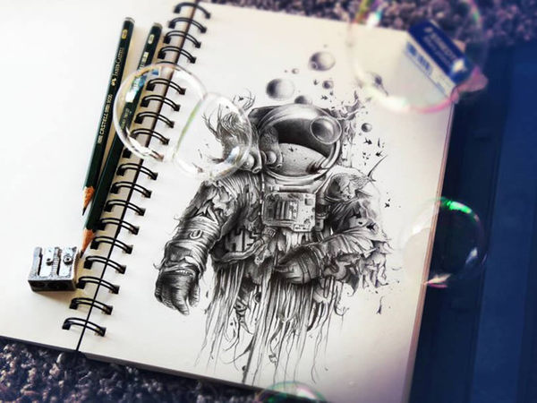 CJWHO ™ (This is the latest (2013) sketchbook drawings of...) #amazing #pez #design #sketchbook #illustration #art
