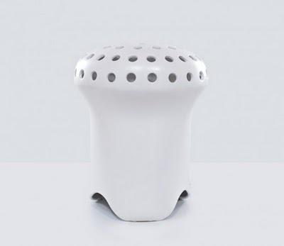 jocundist: mushroom ~ ceramic radiator #mushroom #design #industrial #radiator #ceramic