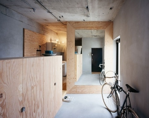 FFFFOUND! #plywood #architecture