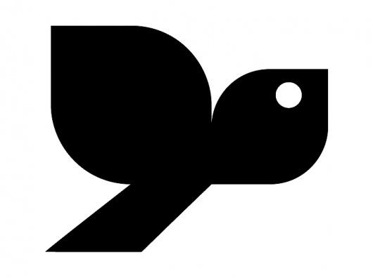 Logotype   Stockholm Designlab #mark #logo #bird