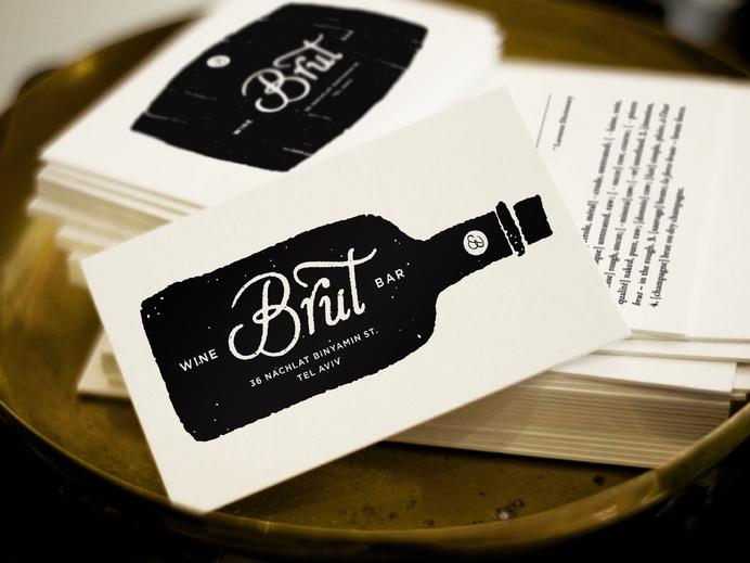 dan_alexander_brut_project5 #identity #bar #interior #restaurant #logo #layout #typography #wine #lettering