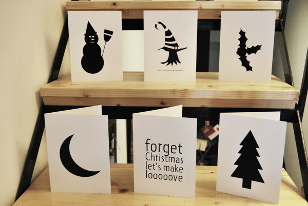 Christmas Cards [We Dare Stuff] #christmas #cards